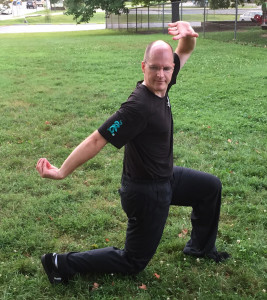 Baltimore Martial Arts Instructor