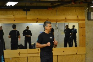 Kung Fu Lecture Maryland