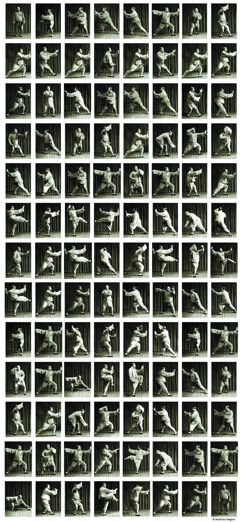 Yang Tai Chi Form Visual | Baltimore Chigong & Kung Fu